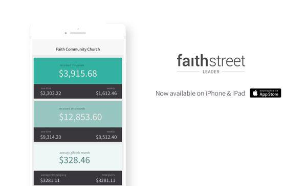 Leader by FaithStreet on iOS